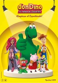Don Dino | Catálogo de juguetes Navidad | ZS.pub