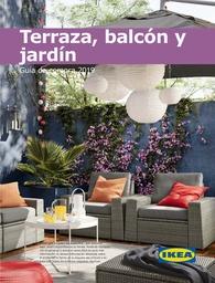 IKEA | Terraza, balcón y jardín | ZS.pub